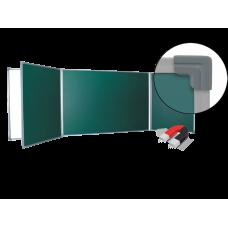 Пятиэлементная магнитно-комбинированная доска 100х300