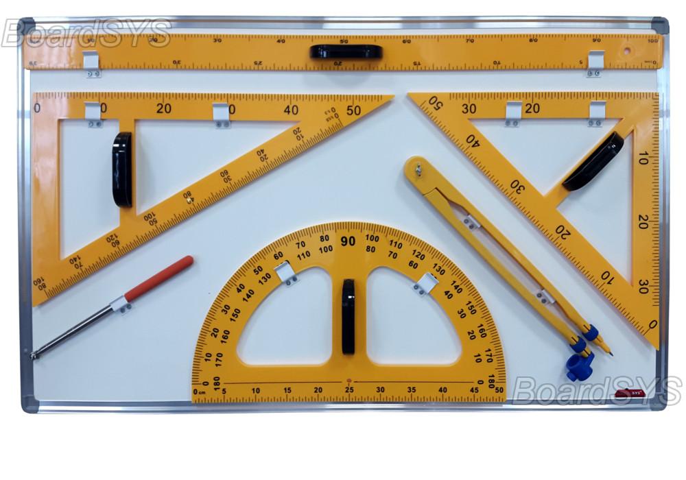 Чертежные инструменты КИК (школьные принадлежности)