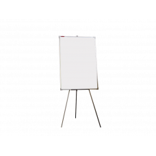 Мольберт тренога односторонний маркерный 50х70 - металлический профиль
