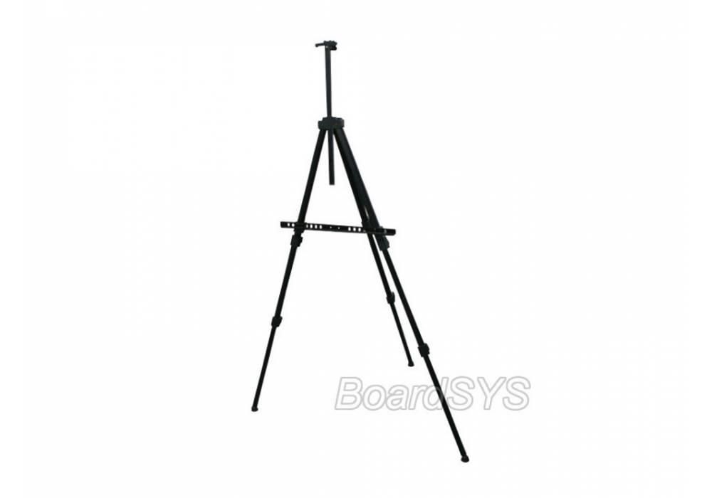 Штатив телескопический (алюминиевый - цвет: черный)