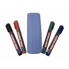 Набор аксессуаров для маркерной доски